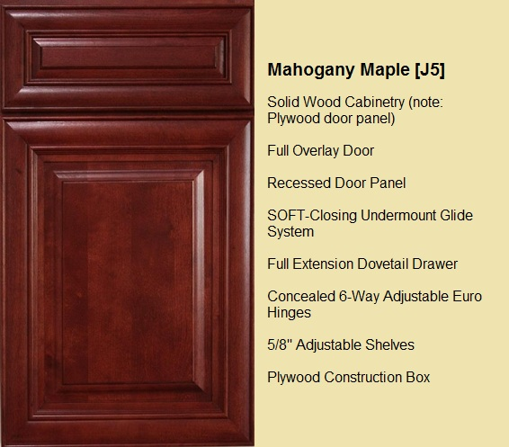 Mahogany Maple