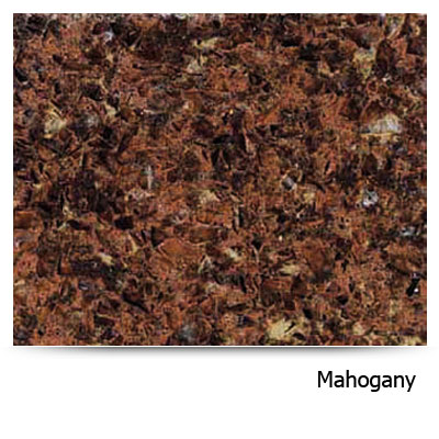 Tropical forest mahogany