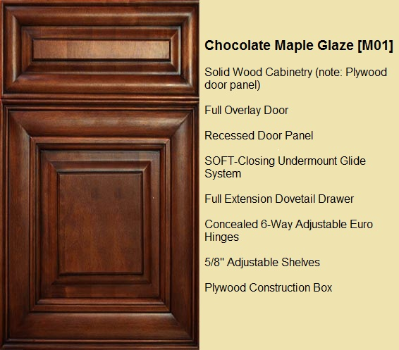 Chocolate Maple Glaze
