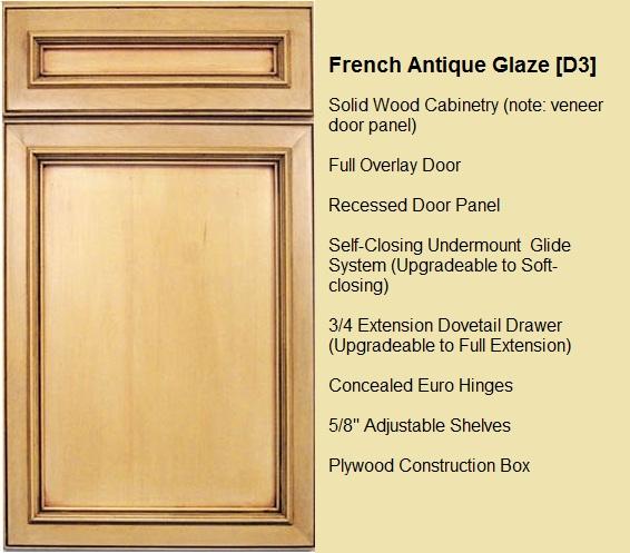 French Antique Glaze