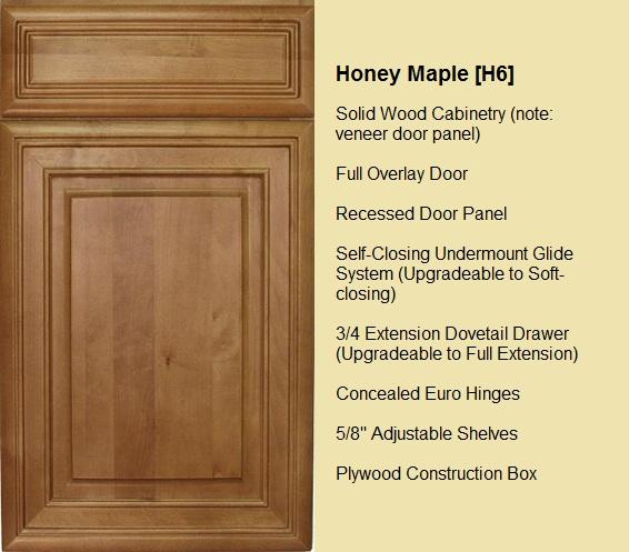 Honey Maple