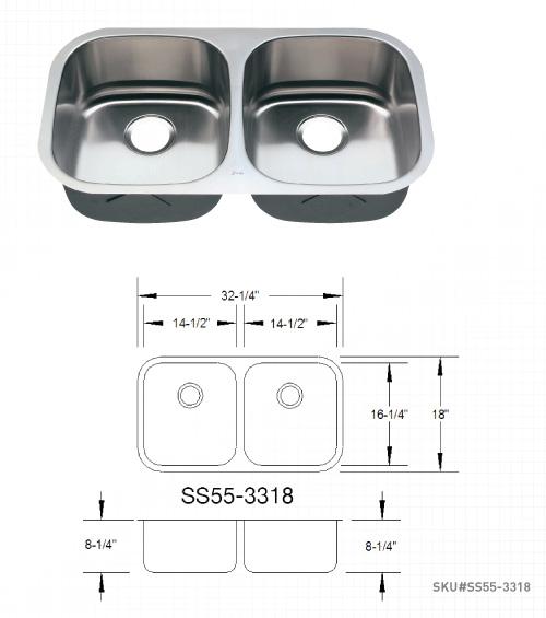Sinks styles