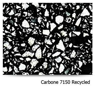 Bold black carbone 7150 recycled