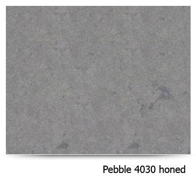 Deep gray pebble 4030 honed